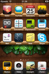 screenshot iRealize theme