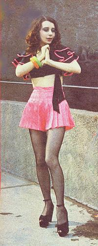 Dinah Adams courtesy John Dove
