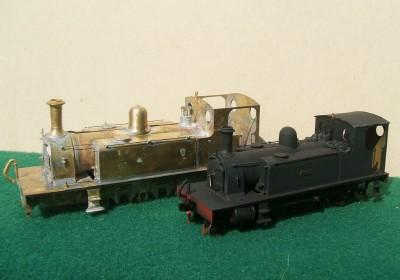 County Donegal class 2 4-6-0T