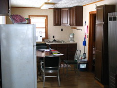 Cabin 12 Kitchen (deplaqer) Tags: minnesota icefishing cabin12 lakewinnibigoshish