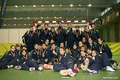 Campeones y subcampeonas de España (malaga norte) Tags: handball femenino cmn monicaperez mariamolina malaganorte seleccionandaluza balonmanomalaga clubmalaganorte