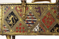 The Valence Casket, around 1290-1324. Museum no. 4-1865
