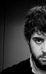 Il Cavaliere Dimezzato (Riccardo Failla) Tags: portrait bw selfportrait me canon eos 350d europa italia milano bn io ritratto primopiano autoscatto