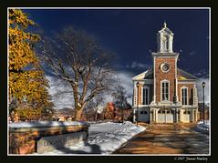 Logan Tabernacle (James Neeley) Tags: architecture utah bravo mormon logan hdr tabernacle 5xp jamesneeley