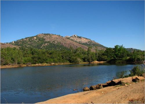 Dev Narayan Durga Lake Scape