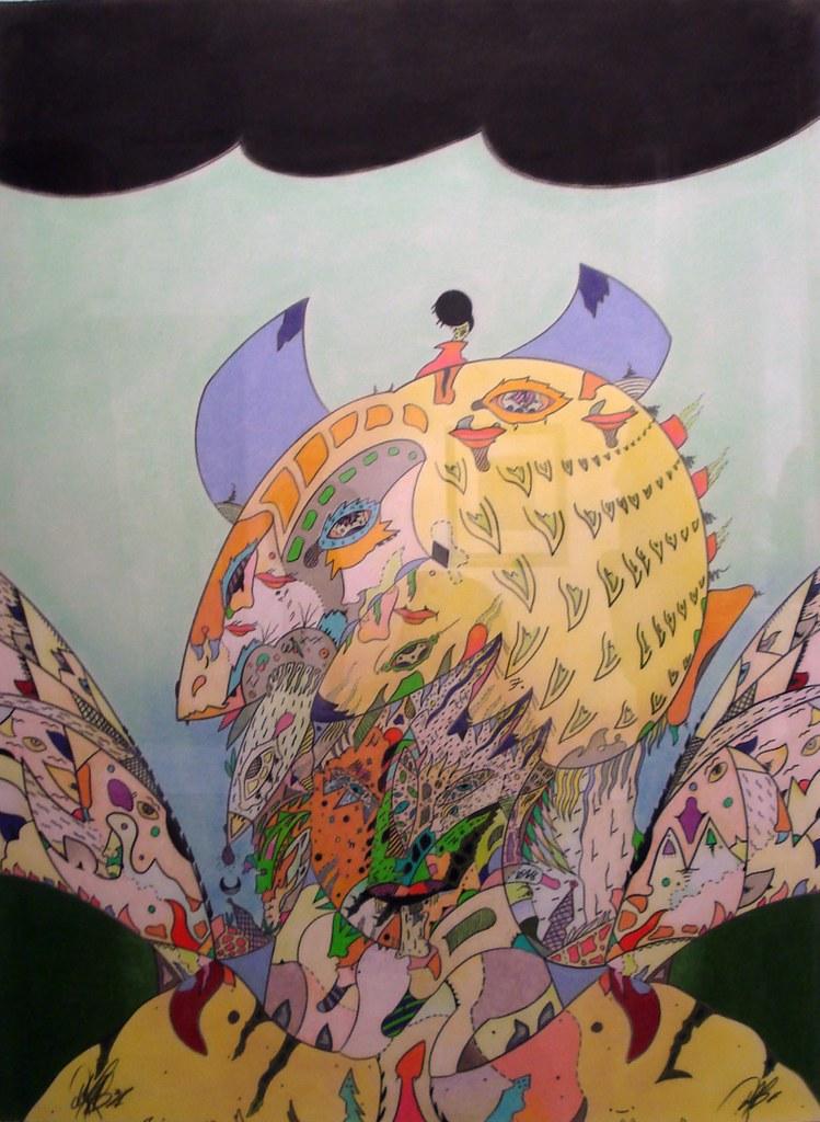 William Fish - Overshadow, 2001