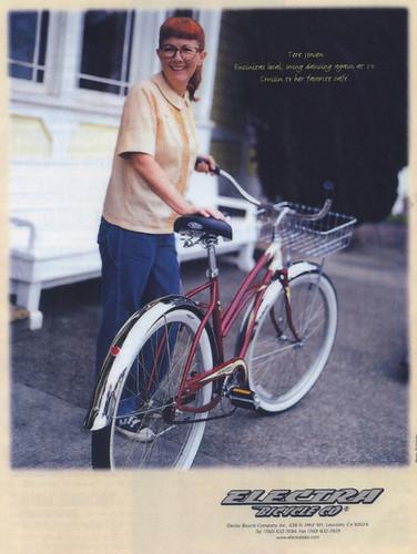 bicycle shot