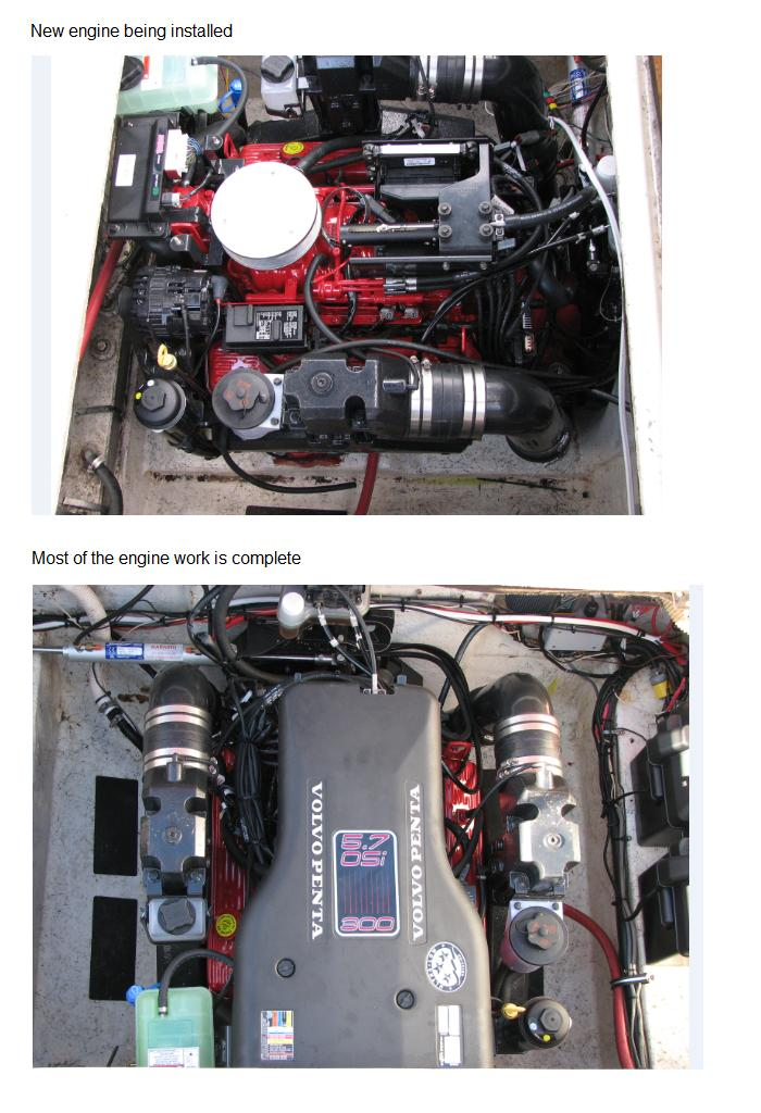 Volvo Penta EVC/EC Engines - BoatingABC com