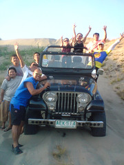 Laoag with LAC: Offroading on Sand Dunes