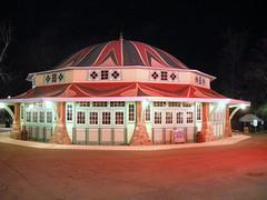 Carousel (bruce.fatfiddle) Tags: fatfiddle carousel amusementpark glenecho