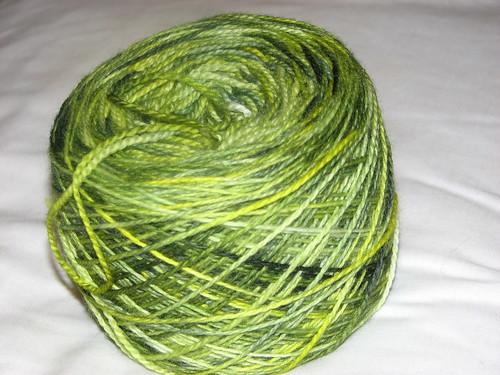 Spring Yarn