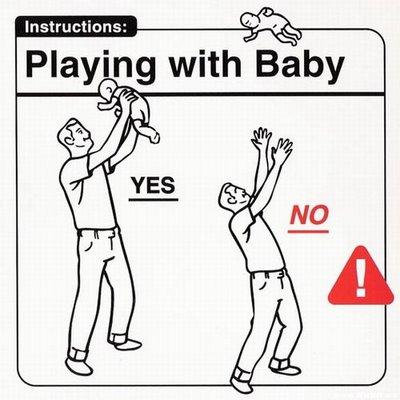 como cuidar de bebês