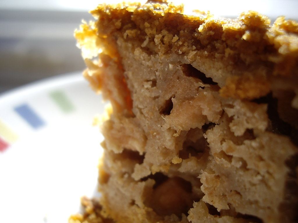 Layered Apple Cake