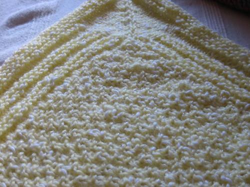 Patons Preemie Blanket