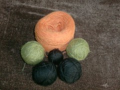 Laceweight Yarn, SM2 - Round 3