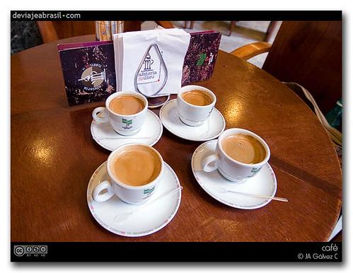 Café brasileño: manual del usuario