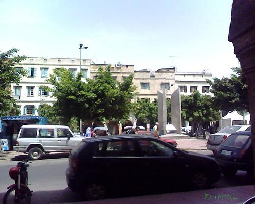 Casablanca ساحة الفداء