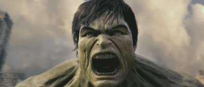 El increíble Hulk The Incredible Edward Norton
