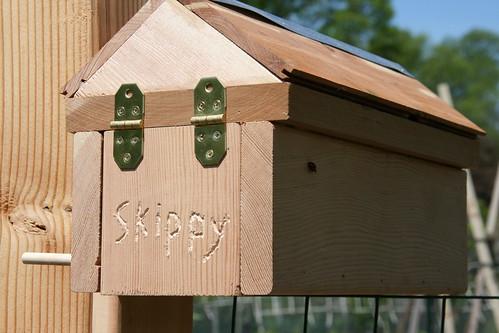 skippy's mailbox