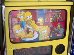 HPIM0234 Simpsons pinball