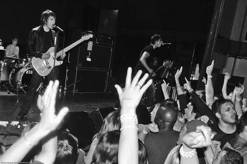 08.11 the Enemy UK @ Bowery Ballroom (3)
