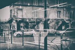 someone is watching you (johann walter bantz) Tags: 93 banlieueparisienne xf23mmf14r xpro2 art artofvisual artistic visual reflecting reflet streetphotography streetart france fujifilm street