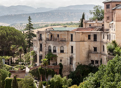 Casa del Rey Moro, Ronda, Spain (Larry Dalton) Tags: building architecture restoration villa ronda spain historical