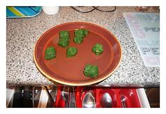 . (-klik-) Tags: kale food plate