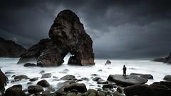 Facing the Giant (John. Blakey) Tags: ifttt 500px landscape nature rock rocks nikon portugal d90 giant lee cabo da roca fredconcha malhada do louriçal