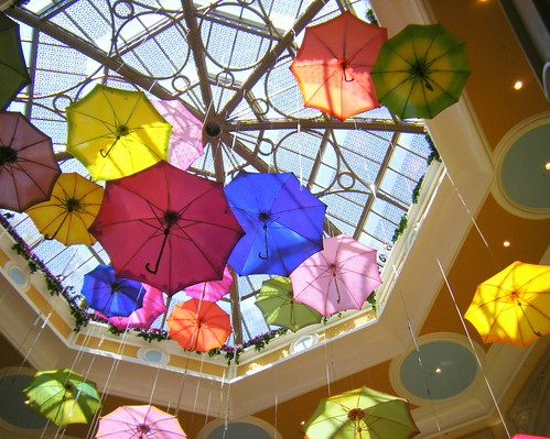 Umbrellas for Spring