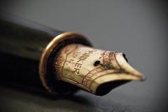 Fountain Pen (161/365 06-10-09)