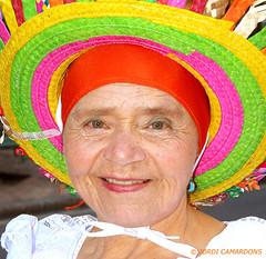 """RETRATO EN UNA FIESTA POPULAR"" BOGOTA (Jordi Camardons Caralt) Tags: travel portrait people colombia bogota retrato viajes sudamerica folkclore portraitsshots"