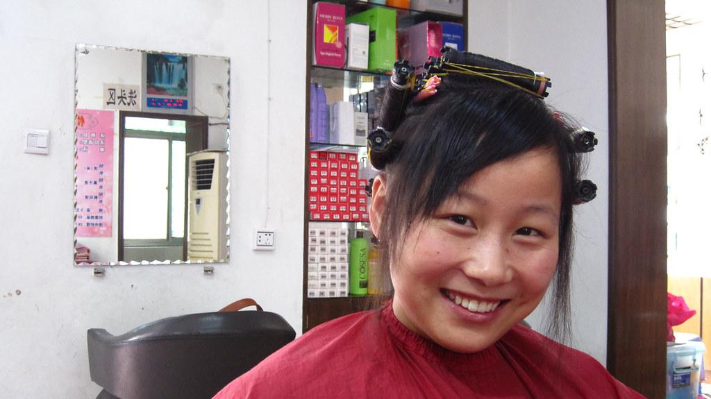 B's Haircut