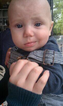 Jonas @ 4 months