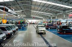 Xưởng Toyota Bến Thành