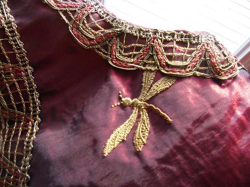 gypsy vest satin side 2