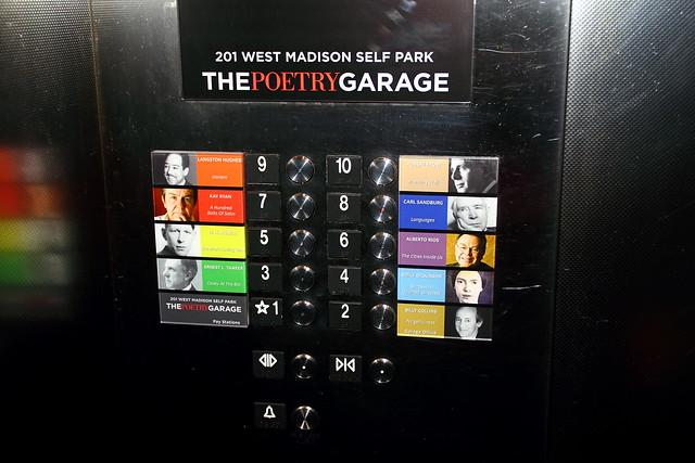 poetry garage