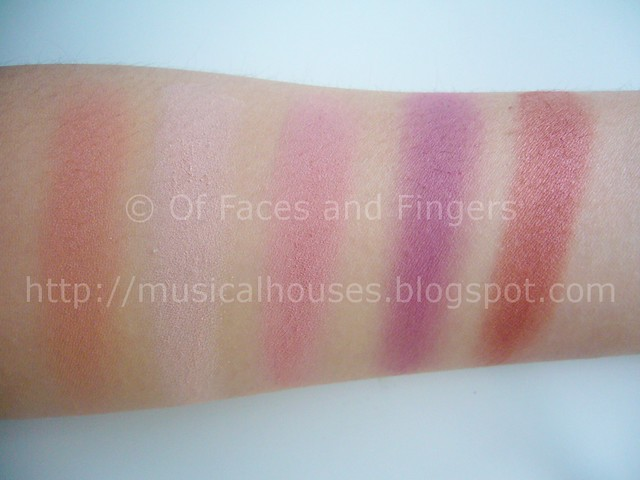 es 26 color palette row 4 swatch