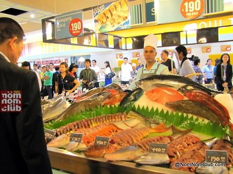 Giant Fish Catch