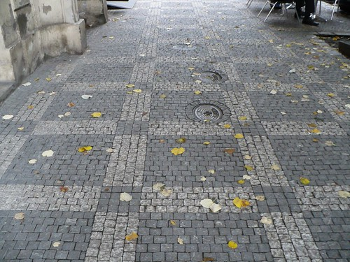 Prague_Paving Stones