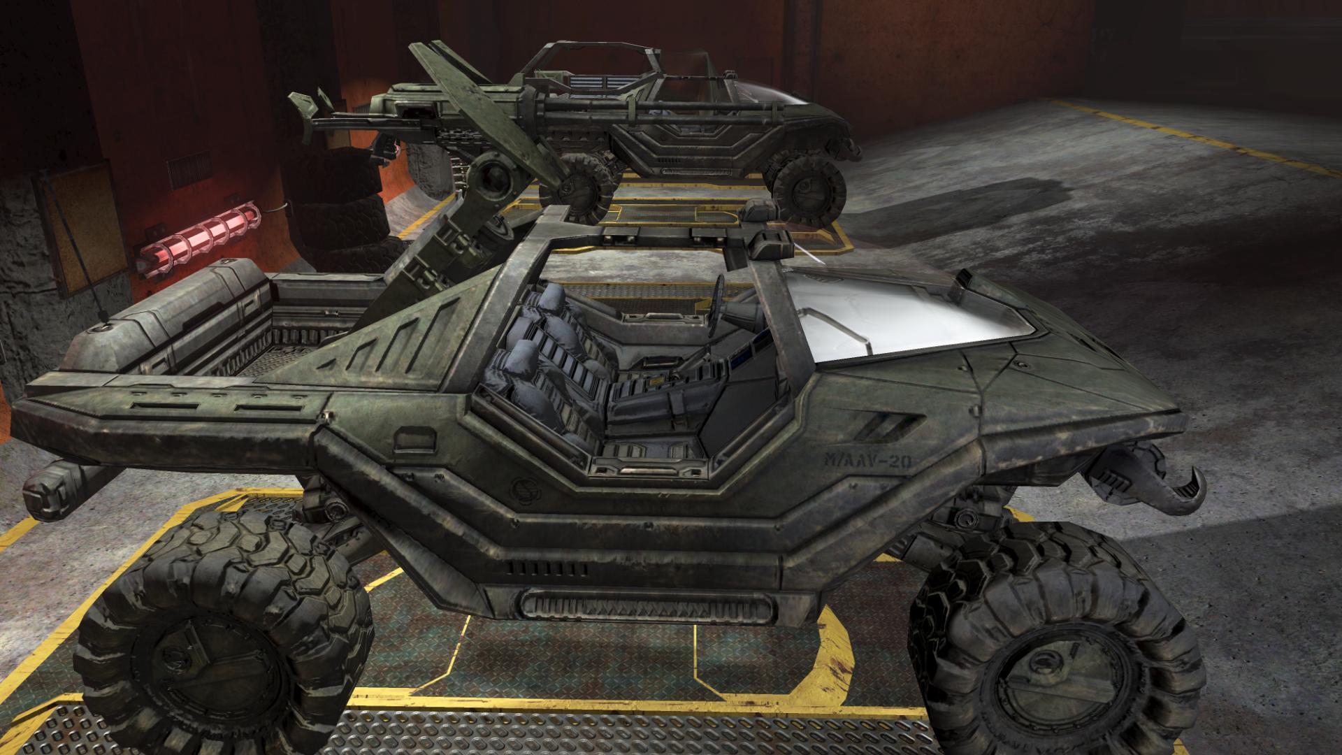 1521486946 eb8180bc02 o Halo 3: Warthog