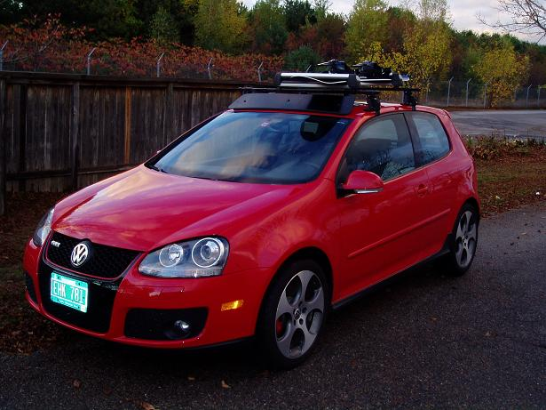 Vwvortex Com Took Roof Rack Off Is My Car Scratched From It