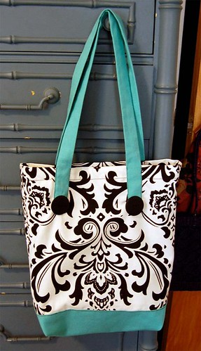 Tote Bag Designed by Myself!