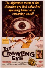 crawling eye