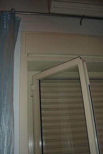 window - upper detail