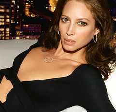 Roberto Coin's Christy Turlington