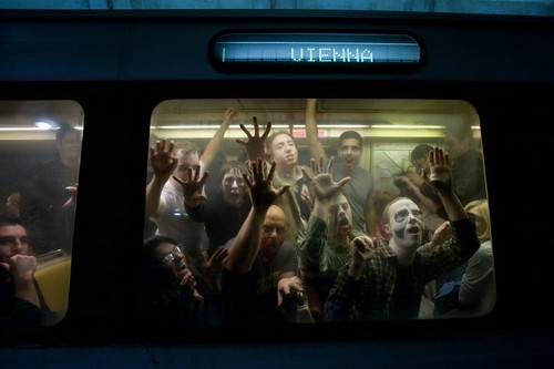 zombies on dc metro