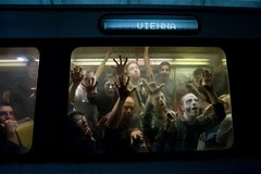 zombies on the orange line