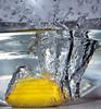 drop it! (schoebs) Tags: water lemon action splash liquid supera 40d aplusphoto colourartaward schoebs