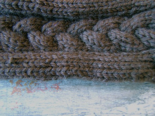 Braided Cable Detail